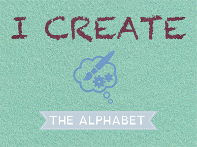 I Create the Alphabet